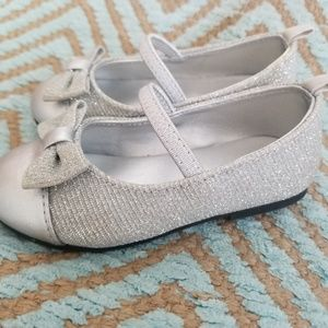 Other - Size 6 baby girl dress fancy shoes